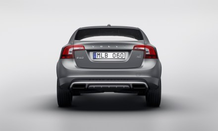 Volvo S60 Cross Country – sedan na bezdroża