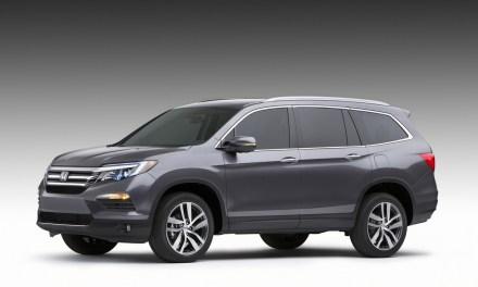 Honda Pilot 2016 – debiut na Chicago Auto Show