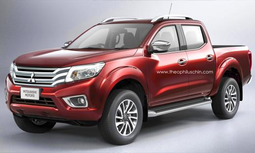 Mitsubishi L200 – nadchodzi nowy model – premiera w Genewie