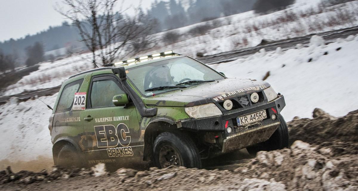 Kager Terenowiec Super Rally Snow – Czarny Dunajec – piękny początek nowego sezonu