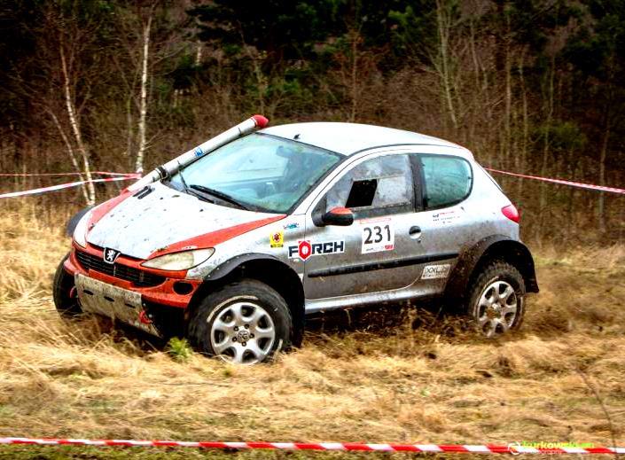 Kager Terenowiec Super Rally – Runda 1 – Morawica 2015