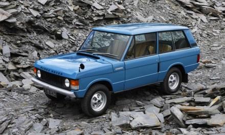 Land Rover Heritage: na ratunek klasykom