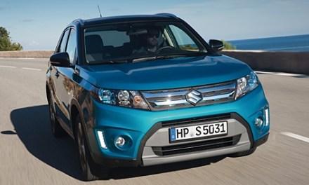 Suzuki VITARA zdobywa 5 gwiazdek w Euro NCAP