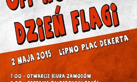 Off-roadowy Dzień Flagi w Lipnie