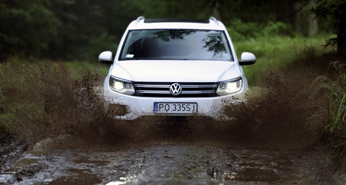 Volkswagen Tiguan – sporo nowości