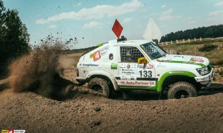 Baja Carpathia filmowo z RMF 4racing Team