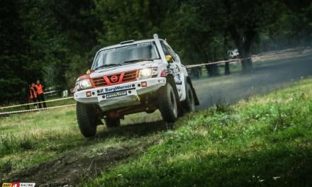Mieszane nastroje w ekipie RMF 4RACING Team po prologu Polskiego Safari
