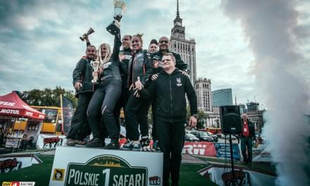 Sprawdzian wytrwałości dla RMF 4RACING Team na Polskim Safari