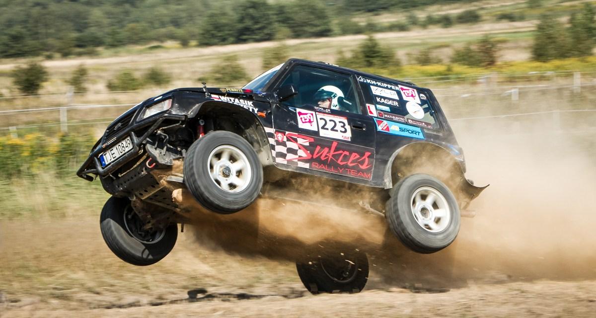 Czwarta Runda Kager Terenowiec Super Rally  Multi Club 139 Edition  Lisia Góra