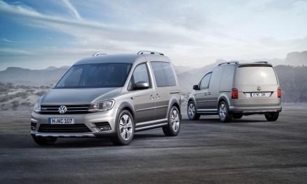 Nowy Volkswagen Caddy w wersji Alltrack
