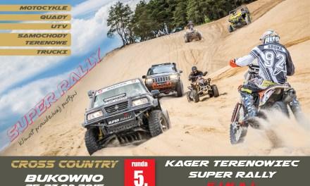 Finałowa Runda Kager Terenowiec Super Rally