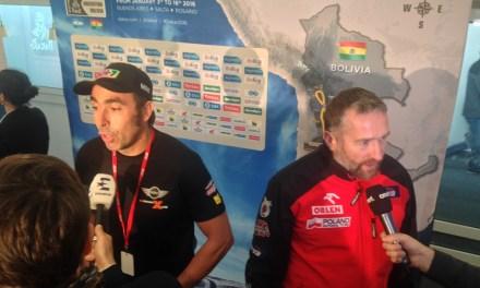 Nowa trasa – starzy rywale. Rafał Sonik przed Rajdem Dakar 2016