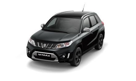 Nowa Suzuki Vitara S