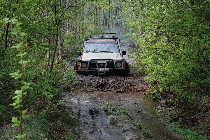 Białoruś Hardcore- video-relacja z wiosennej wyprawy