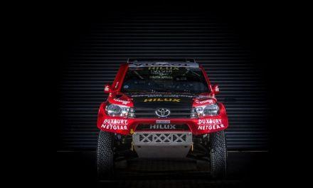 Najnowsze Hiluxy na Rajdzie Dakar 2016