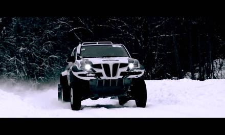 Baja Russia – Northern Forest – VIDEO-relacja