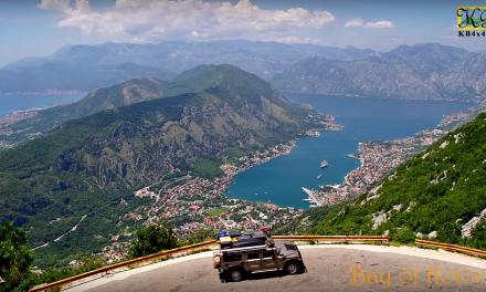 Czarnogóra – motywująca VIDEO-relacja