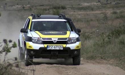 Dacia Duster – rajdówka z Overlimit gotowa do startu w rajdzie Baja Drawsko – VIDEO