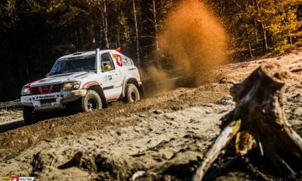 Carmont Baja Drawsko: wymagający rajd dla zawodników RMF 4RACING Team
