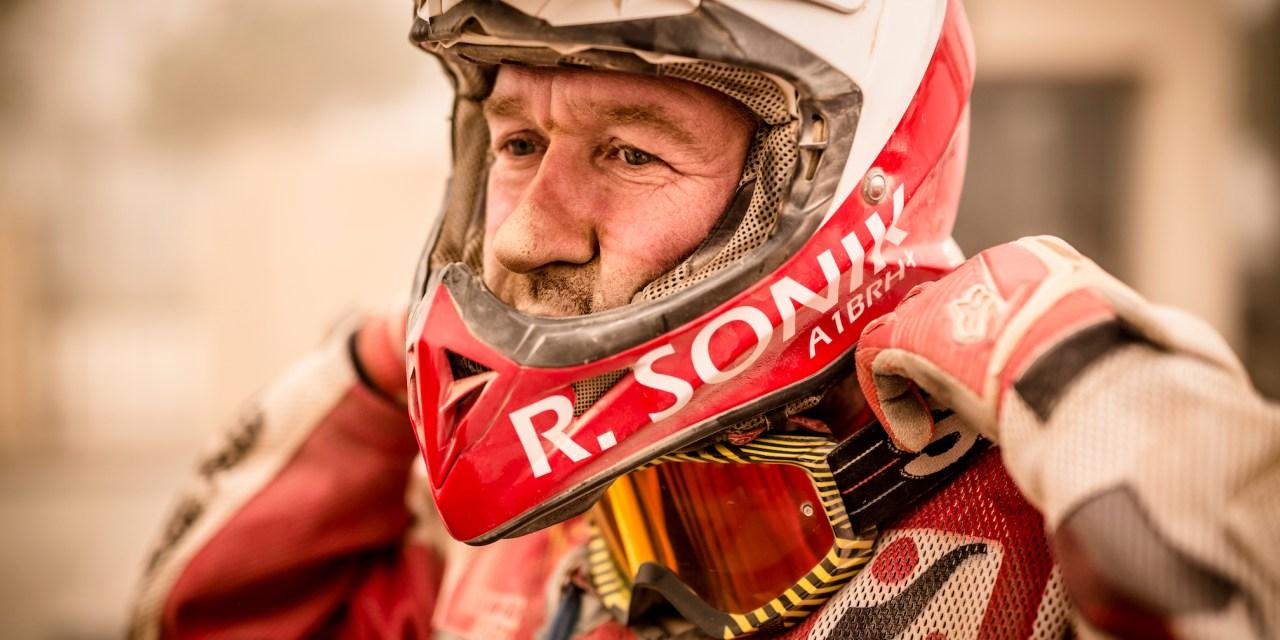 Rafał Sonik przed Abu Dhabi Desert Challenge