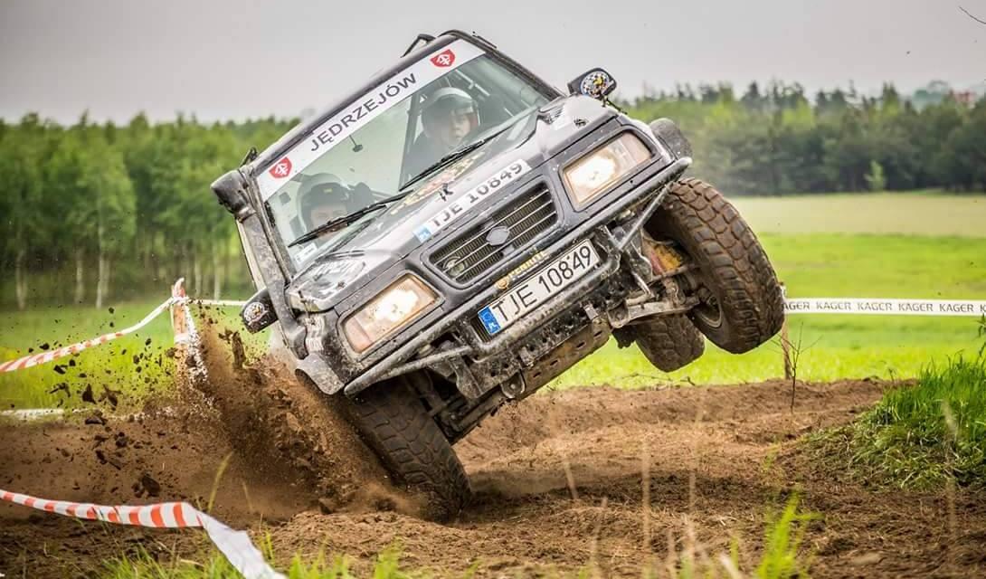 II runda Super Rally z Sukces Rally Team – relacja