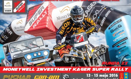 Runda II MoneyWell Investment Kager Super Rally – Morawica – w najbliższy weekend