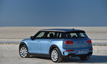 Nowe MINI Clubman ALL4