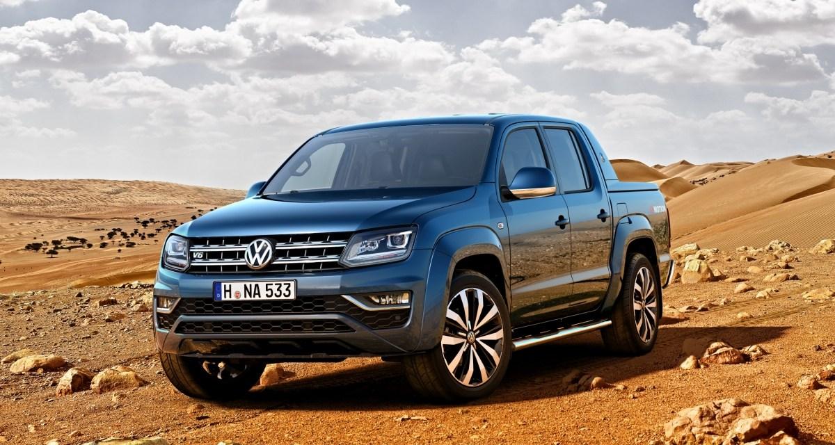 Volkswagen Amarok – pick-up klasy premium
