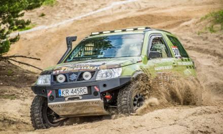 Gepa Logistics Super Rally w Działoszynie jak Hungarian Baja!