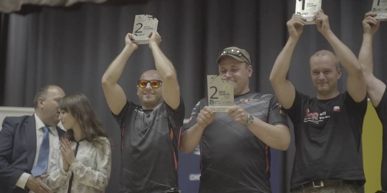 Baja Czarne z RMF 4RACING Team – VIDEO