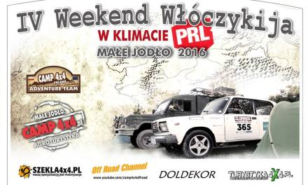 Weekend Włóczykija na Camp4x4