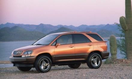 Lexus RX – historia ikony luksusowych SUVów