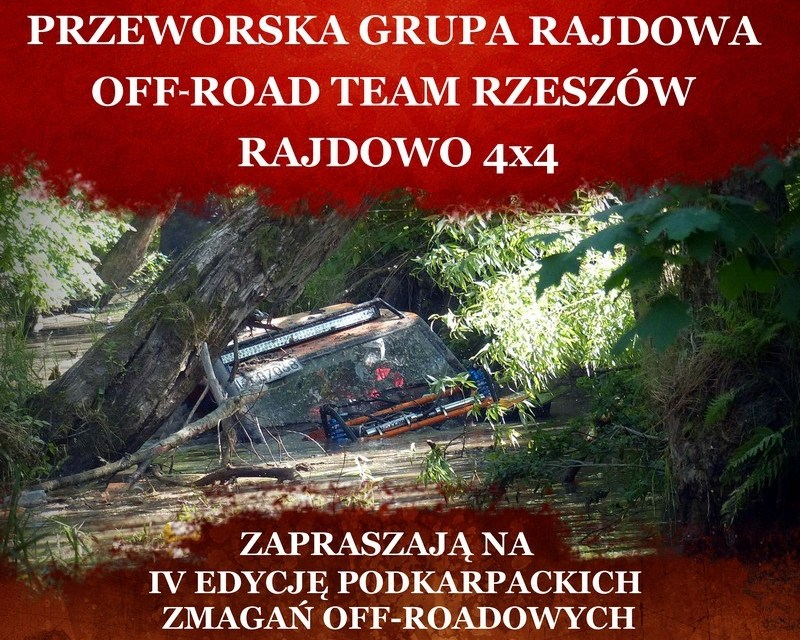 IV Podkarpackie Zmagania Off-Road
