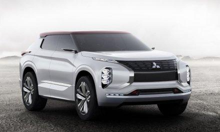 Światowa premiera SUV-a Mitsubishi GT-PHEV w Paryżu