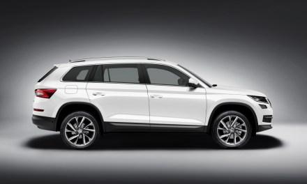 Skoda Kodiaq – SUV z Czech już oficjalnie