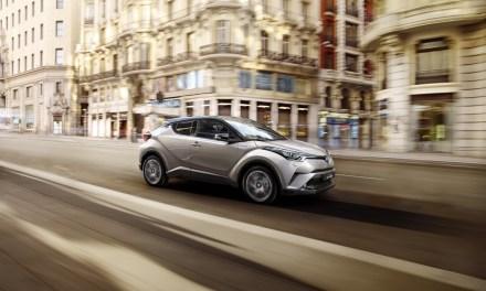 Toyota C-HR – sukces przedsprzedaży
