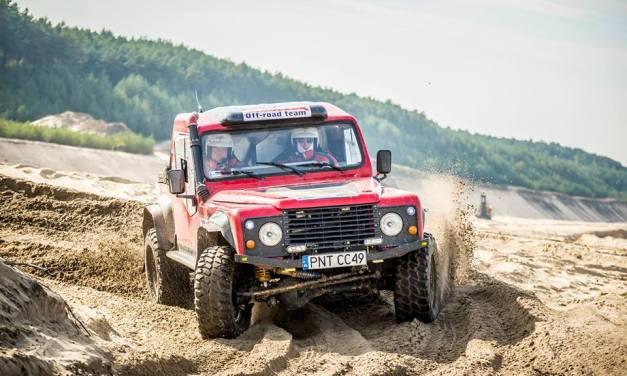 Piach, Beduin i wielki finał MoneyWell Investment Kager Super Rally – Sand Edition Bukowno