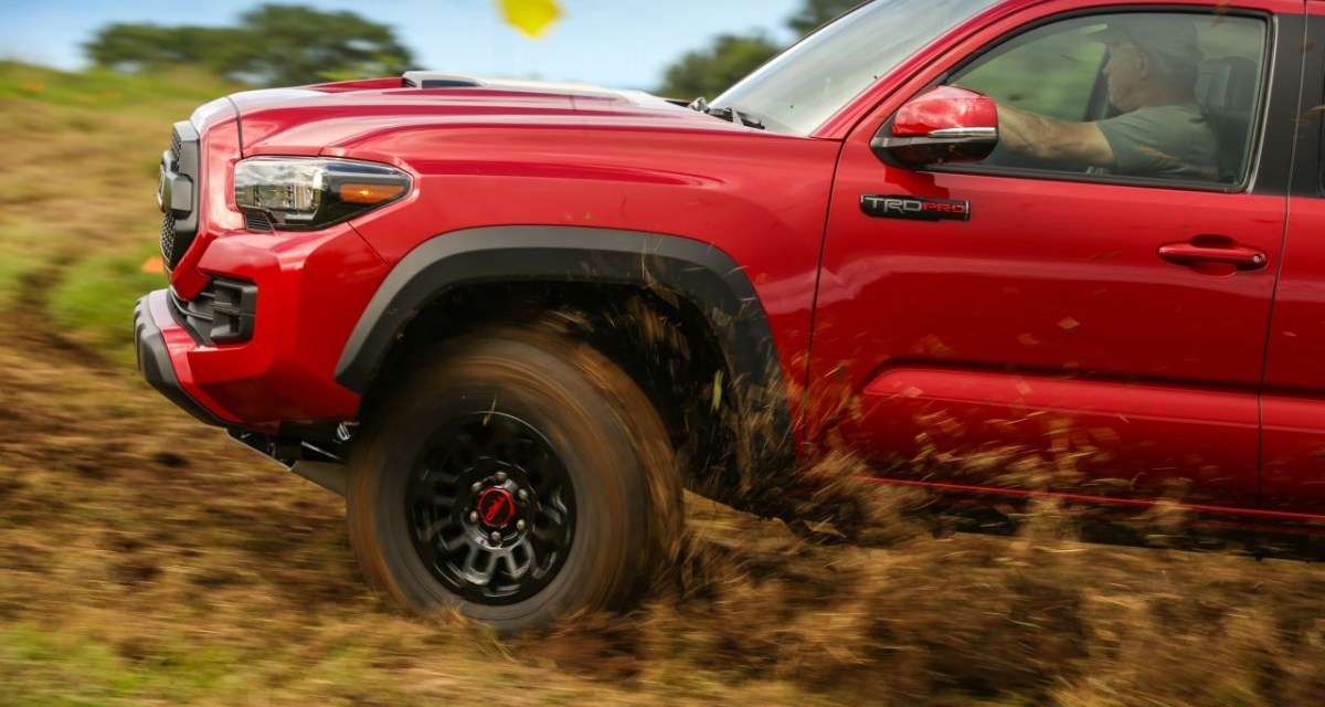 Toyota Tacoma TRD Pro 2017 – gotowa na bezdroża
