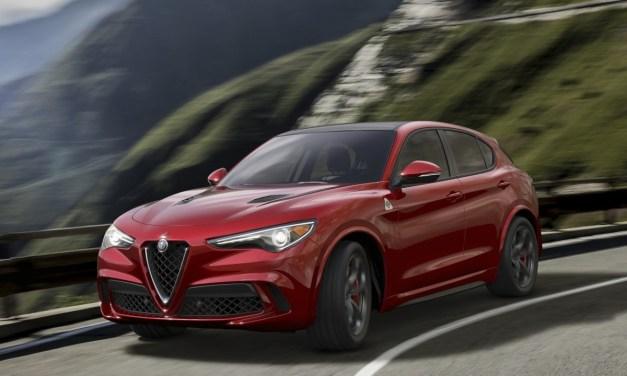 Stelvio – pierwszy SUV Alfy Romeo