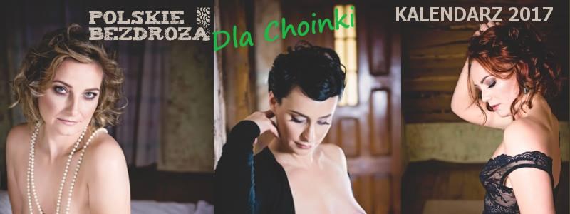 """Akt dobroci – Kalendarz Polskich Bezdroży """"Dla Choinki"""""""