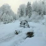 Ukraina – zimowe szlaki i gorące czany