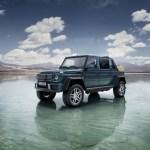 Mercedes G 650 Landaulet – luksus w terenie