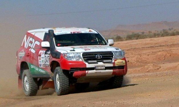 Samochody seryjne na Rajdzie Dakar