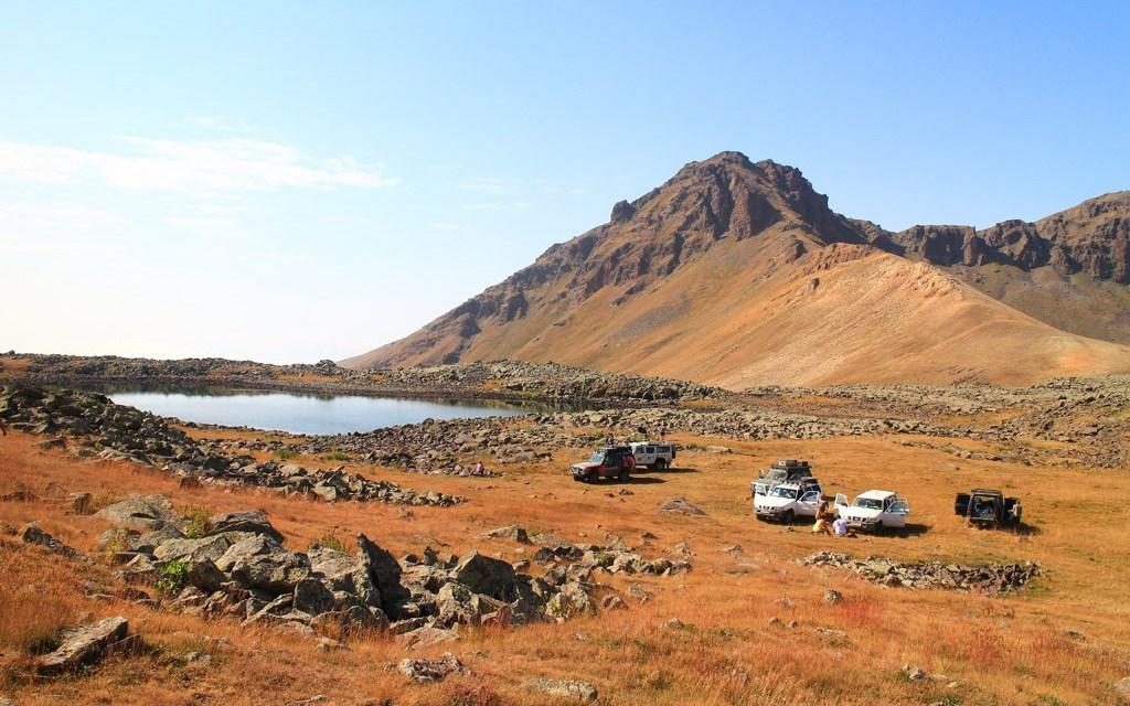 Armenia, Górski Karabach – kolebka chrześcijaństwa