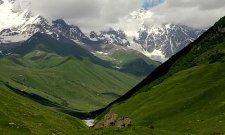 Gruzja – magia Kaukazu
