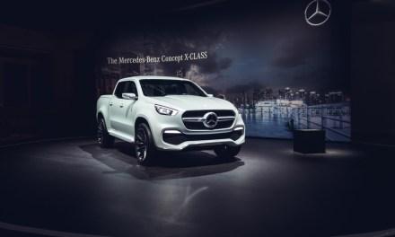 Koncepcyjny Mercedes-Benz Klasy X w Genewie