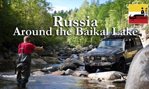 Dookoła Jeziora Bajkał – VIDEO