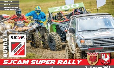 Coraz bliżej I runda SJCAM Super Rally – Oława