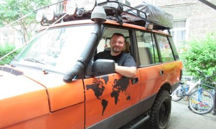 Jutro – podróżnik Artur Dzieniszewski rozpoczyna kolejną wyprawę. Dziś – odpowiada na nasze 20 pytań!