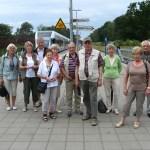 Wandergruppe des TUS Bodenteich auf Usedom 5